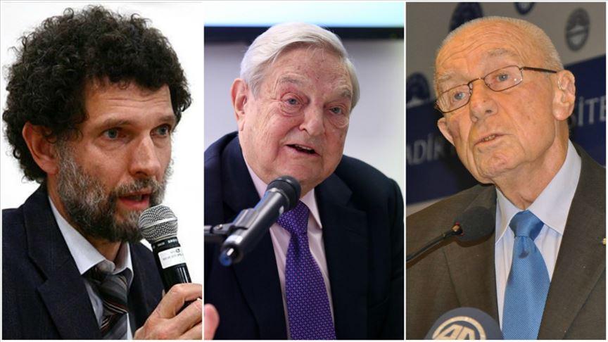 Gezi kalkışmasında 'Kavala, Alaton ve Soros' bağlantısı
