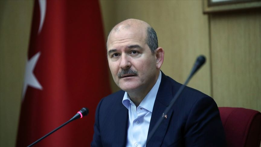 İçişleri Bakanı  SÜLEYMAN SOYLU İSTİFA ETTİ!