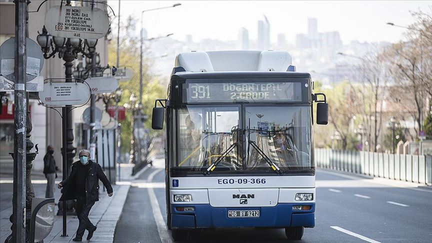 Başkentte toplu taşımaya düzenleme