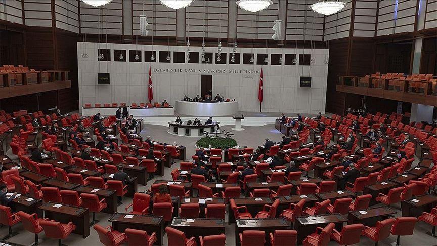 İnfaz düzenlemesinin ikinci bölümü TBMM Genel Kurulu'nda kabul edildi