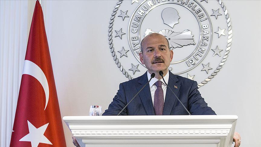 İçişleri Bakanı Soylu'dan flaş açıklama geldi