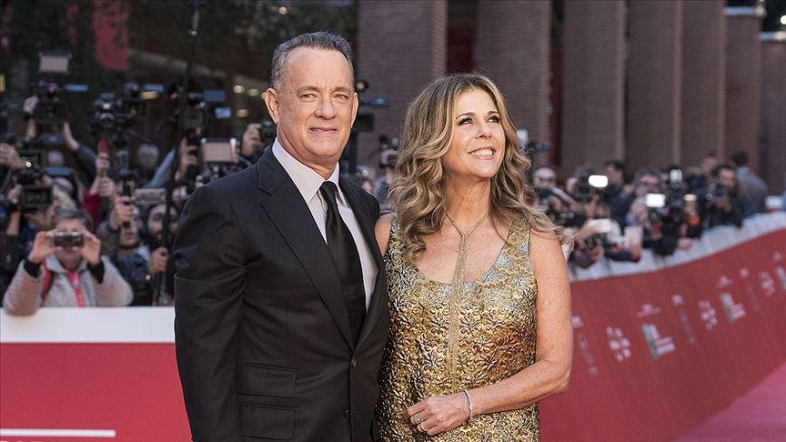Tom Hanks ve eşi plazma bağışında bulunacak!
