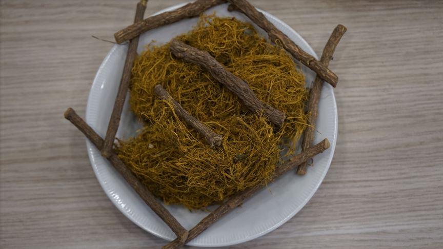 Ramazan sofraları için 'meyan şerbeti' önerisi