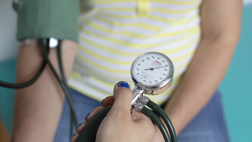 Tansiyon kontrolü yapılan hasta sayısı artış gösterdi