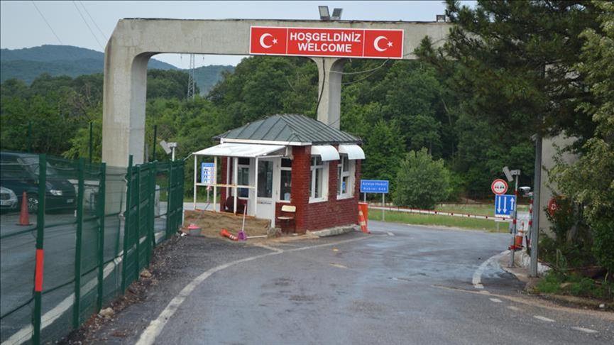 Dereköy Sınır Kapısı giriş ve çıkışlara açıldı!