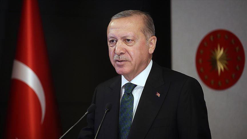 Erdoğan: İstanbul'un gurur abidelerinden biri olacak bir eseri daha ülkemize kazandırdık