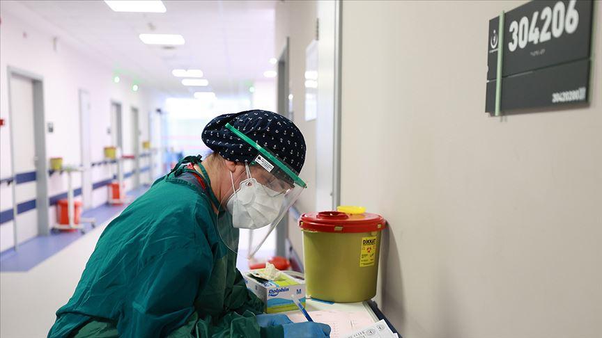 Ankara Şehir Hastanesi, pandemiyle mücadelenin merkezi oldu!