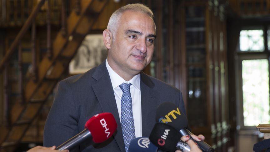 Ersoy: Hatlar açıldığında tercih edilecek ülkelerin başında Türkiye gelecek