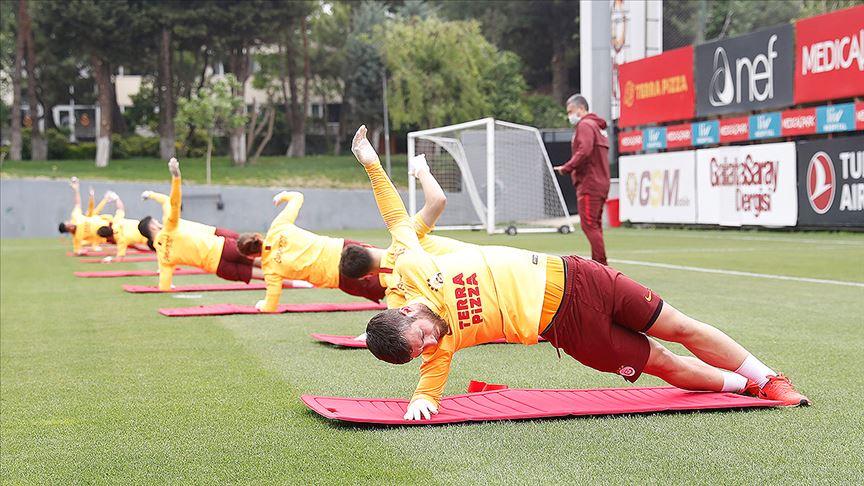 Galatasaray hazırlıklara başladı!