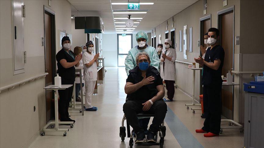 Türkiye'de Kovid-19'dan iyileşen hasta sayısı 120 bini geçti!