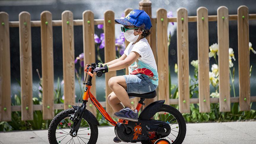 0-14 yaş aralığındaki çocuklar bugün özel izinle sokağa çıkacak