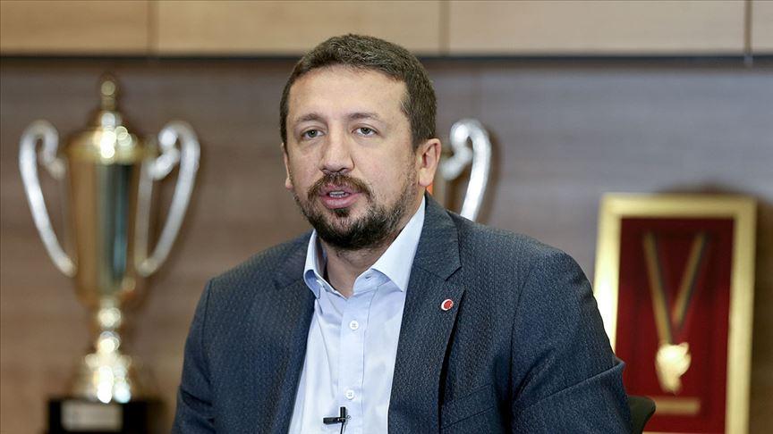 TBF Başkanı Hidayet Türkoğlu sezon ile ilgili flaş açıklamalar