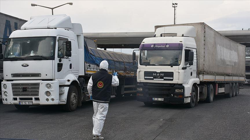 İran ve Irak gümrük kapılarında yeni dönem tedbirlerle başladı