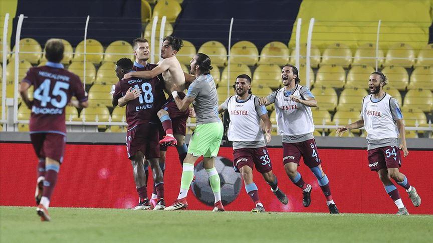 Trabzonspor kupada adını finale yazdırdı!