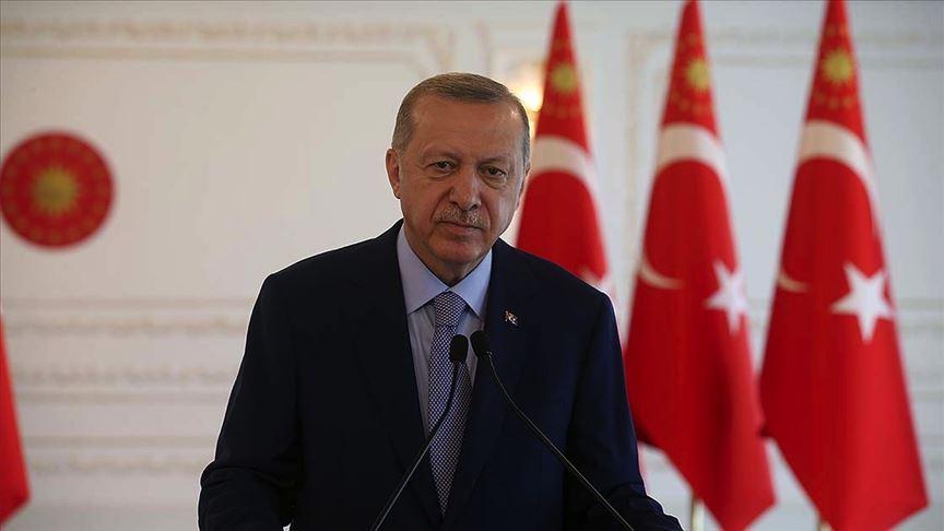 Erdoğan Bursa'daki selde hayatını kaybeden kişilerin yakınlarına taziyelerini iletti