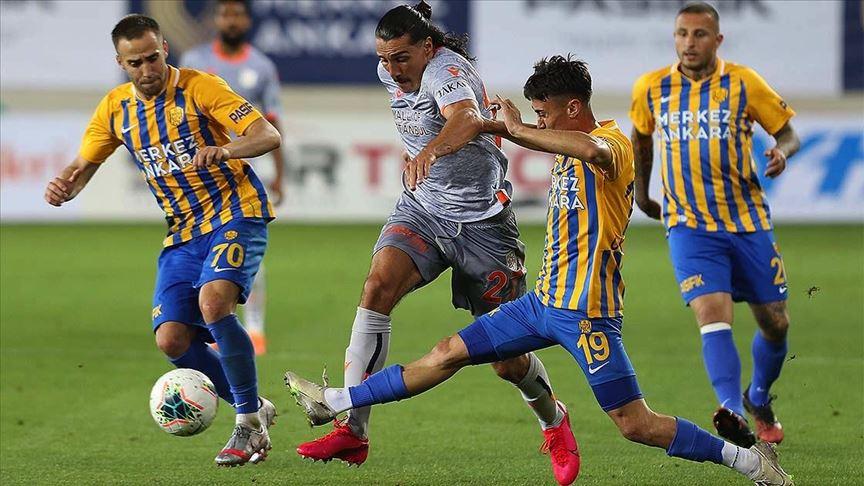 MKE Ankaragücü Medipol Başakşehir maçı için itirazda bulunacak!