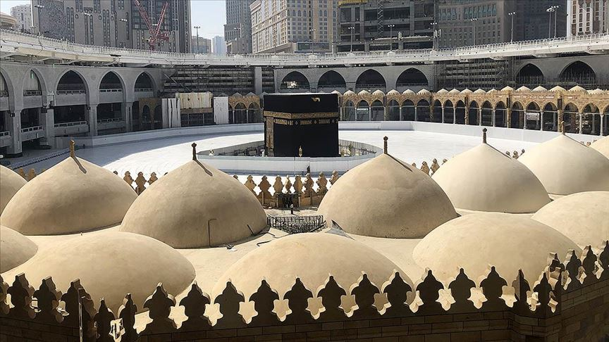 Suudi Arabistan: Bu yıl yurt dışından hacı kabul edilmeyecek!