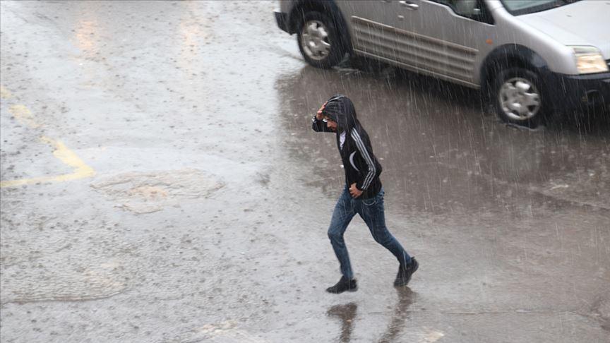 Kuvvetli yağışlar etkisini sürdüreceği bildirildi!