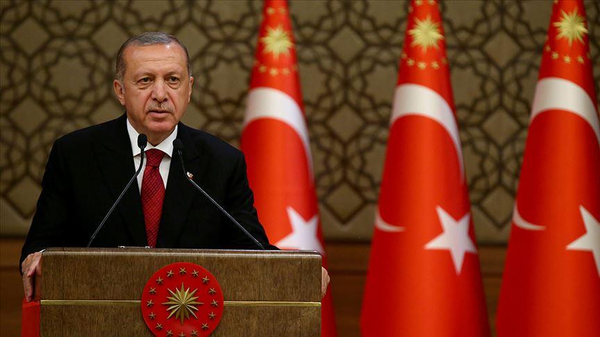 Erdoğan'ın, Cumhurbaşkanlığı Hükümet Sistemi'ndeki 2. YILI