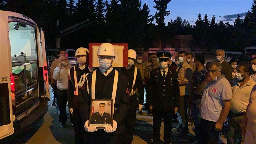Pençe-Kaplan Operasyonu bölgesinde 1 asker şehit oldu!