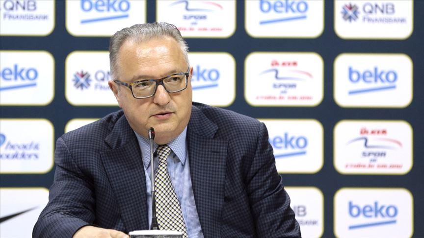Fenerbahçe Beko'da genel menajer Gherardini'nin sözleşmesi uzatıldı