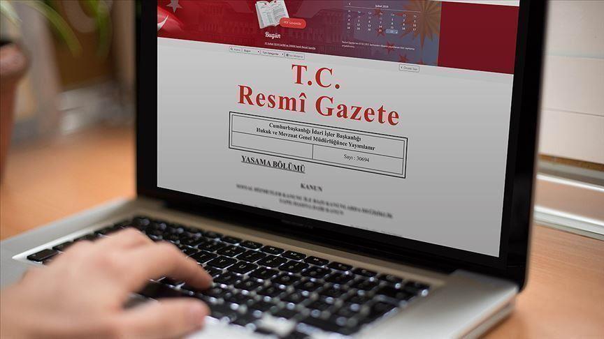 MİLLETLERARASI ANDLAŞMALAR R. GAZETE'DE..