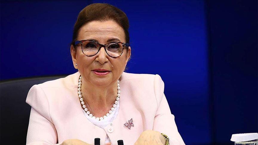 Ticaret Bakanı Ruhsar Pekcan'dan Açıklamalar