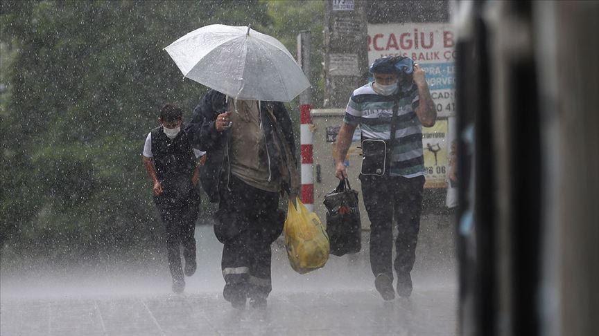 Türkiye'de haziran ayında yağışlar yüzde 28 arttı!