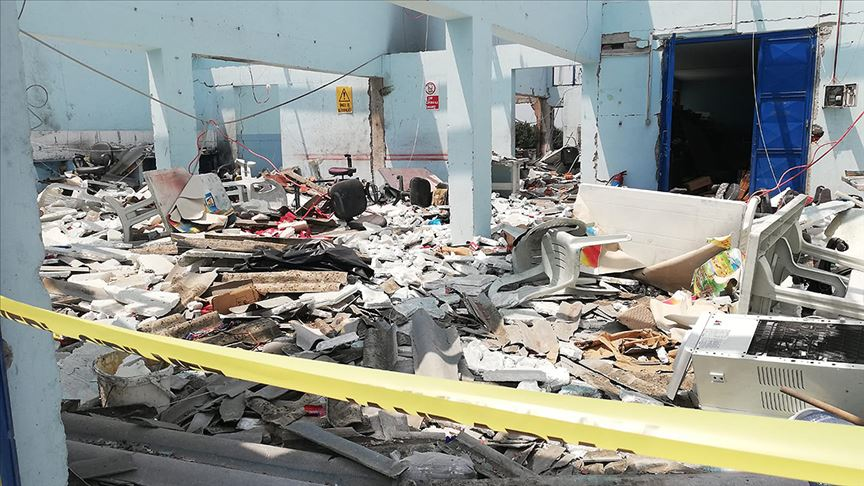 Havai fişek fabrikasındaki patlamada hayatını kaybedenlerin sayısı 7'ye yükseldi