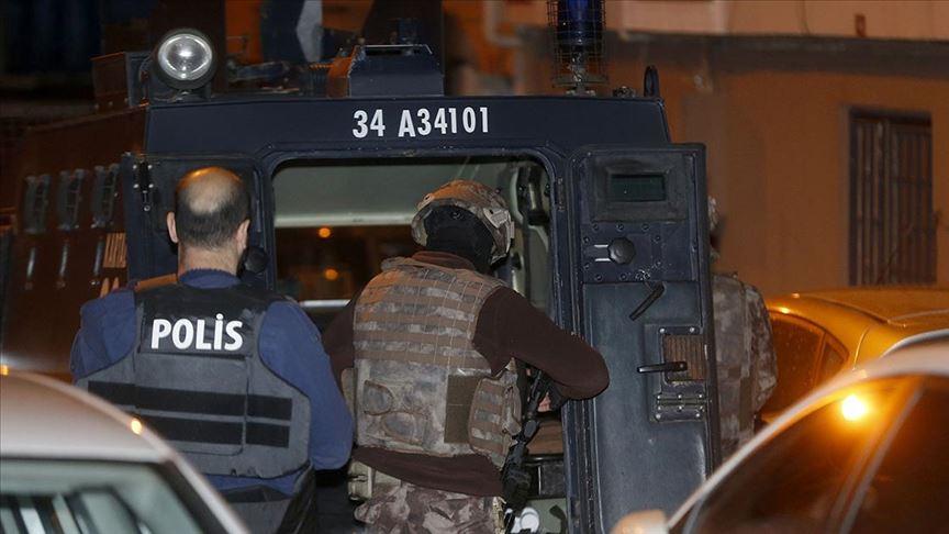 İstanbul'da terör örgütü DEAŞ operasyonu: 10 gözaltı!