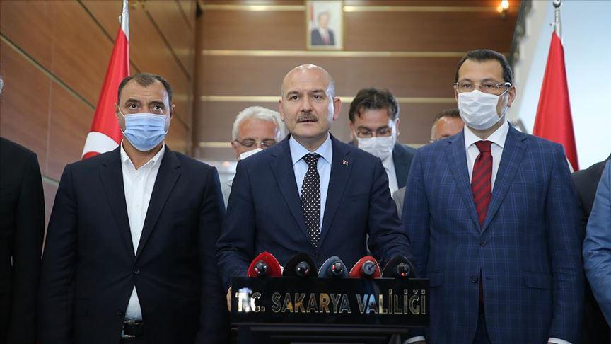 """""""Sakarya'daki fabrikanın çalışma izni önce askıya alınacak ardından iptal gerçekleştirilecek"""""""