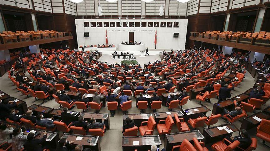 Askeri alanda düzenlemeler içeren kanun teklifi Genel Kurul'da