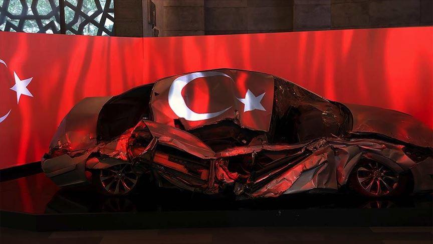 'Hafıza 15 Temmuz Müzesi' bir yılda 500 bin kişiyi ağırladı