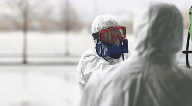 'Türkiye Günlük Koronavirüs Tablosu'