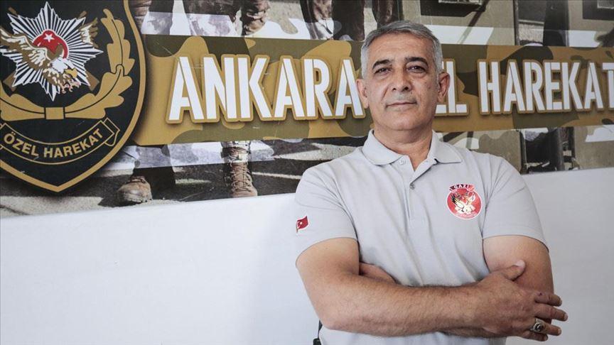 15 Temmuz'da Ankara Özel Harekat Daire Başkanlığında yaralanan polis Atilla Tetik: Vatana sahip çıkmak en büyük amacımız