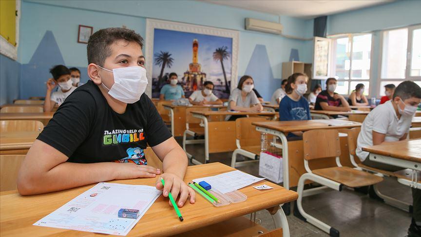 LGS kapsamındaki merkezi sınavın sonuçları açıklandı
