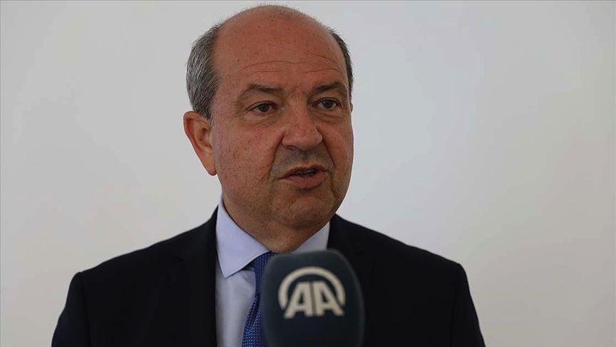 """""""Kıbrıs Barış Harekatı, Kıbrıs Türk halkı için yeni bir dönemin başlangıcı oldu"""""""