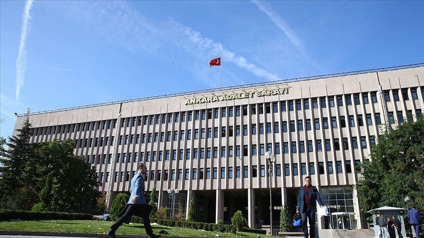 Ankara'da FETÖ soruşturması kapsamında 21 emniyet personeli hakkında gözaltı kararı