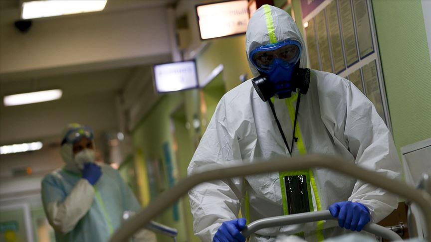 'Koronavirüs salgınında son 24 saat'