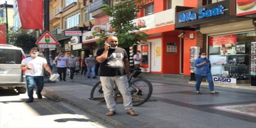 'Malatya ve çevresinde korkutan deprem'