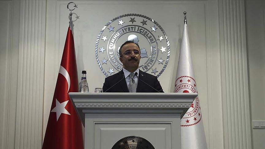 İçişleri Bakan Yardımcısı Çataklı: Temmuzda 105 terörist etkisiz hale getirildi