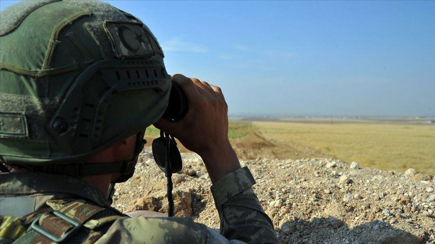 MSB: Fırat Kalkanı bölgesinde 2 terörist gözaltına alındı