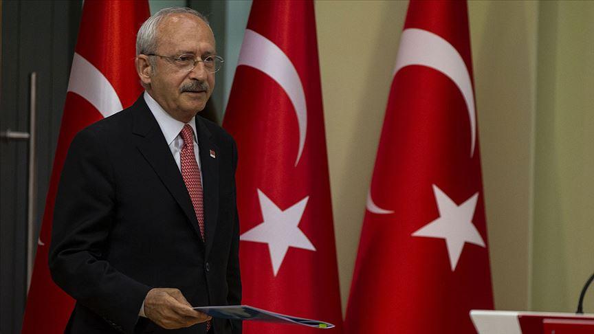 CHP Genel Başkanı Kılıçdaroğlu MYK Üyelerini belirledi