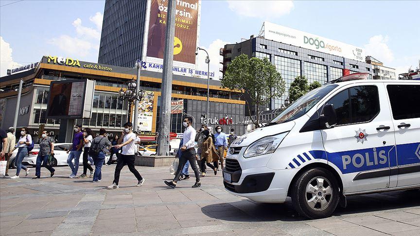 Ankara Valiliği'nden vatandaşlara Kovid-19 tedbirlerini aksatmama çağrısı
