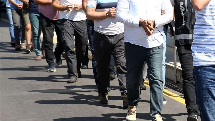 FETÖ'nün TSK yapılanmasına operasyon: 34 gözaltı