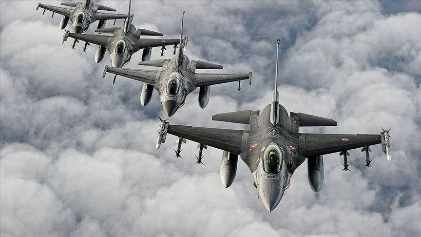 MSB: Irak'ın kuzeyinde 5 PKK'lı terörist etkisiz hale getirildi