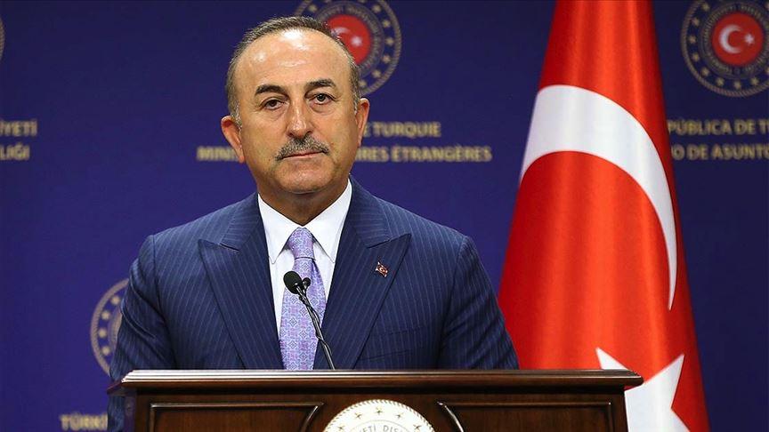 """""""Doğu Akdeniz'de hem Türkiye'nin hem de Kıbrıs Türklerinin haklarını sonuna kadar savunacağız"""""""