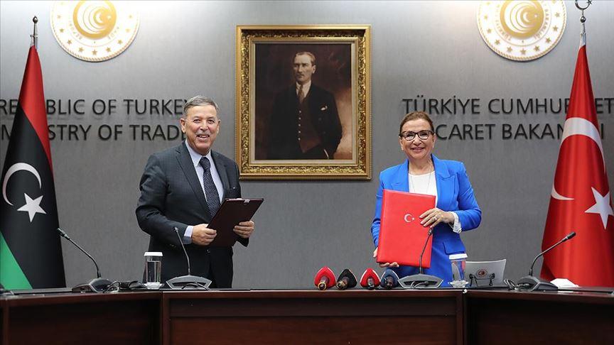 Türk firmalarının Libya'daki sorunları çözülüyor!