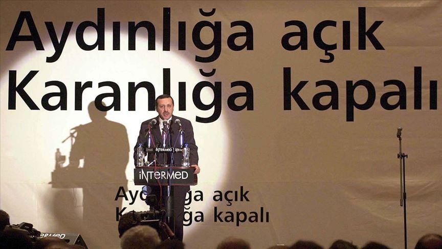"""""""AK PARTİ'NİN 19. YILI"""""""