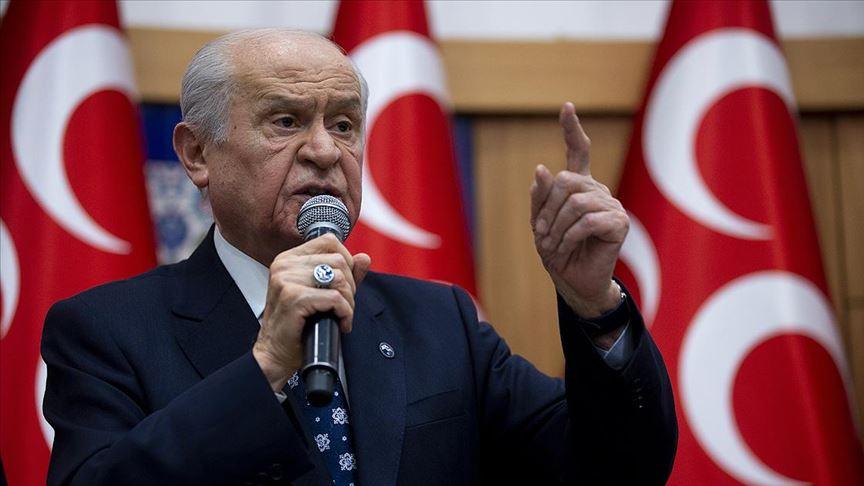 Bahçeli: Irak hükümetinin Türkiye'nin güvenlik hassasiyetlerine saygı göstermesi şarttır